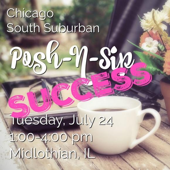 Posh-N-Sip Other - Chicago South Suburban Posh-N-Sip